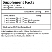Androxx Supplement Facts