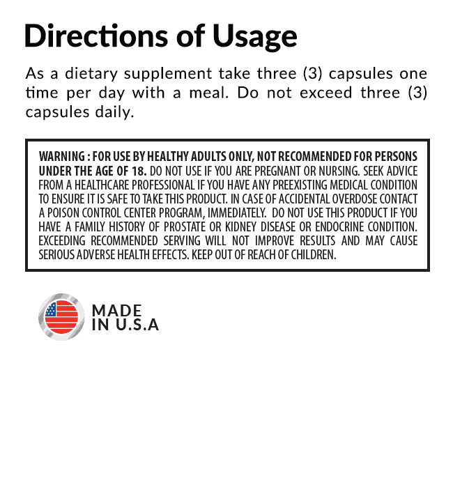 Descend Directions of Usage