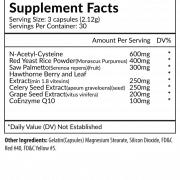 Pillar Supplement Facts
