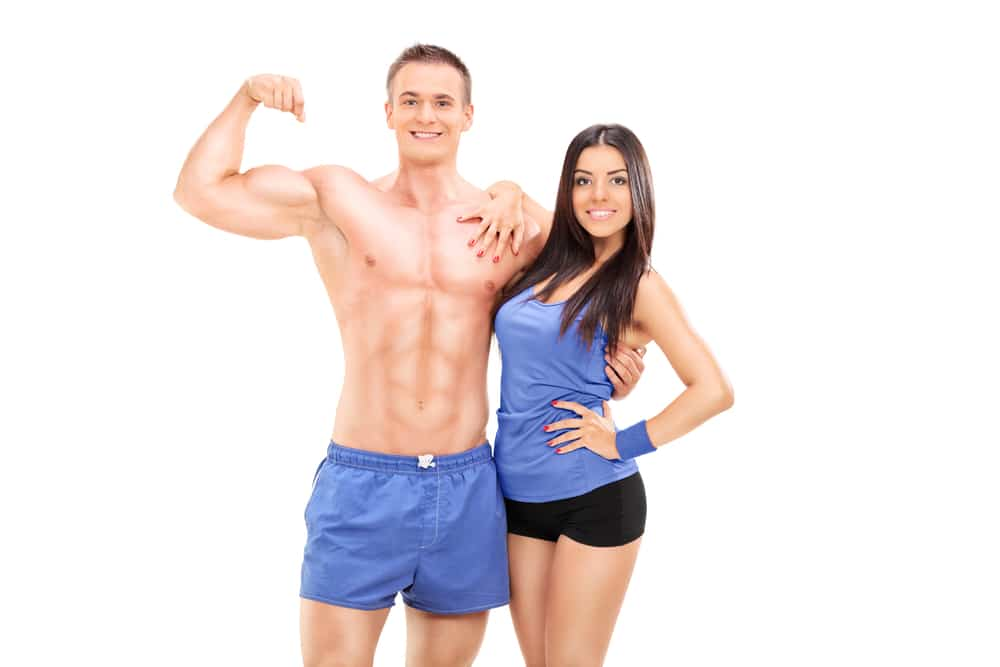 male and female body fat differences