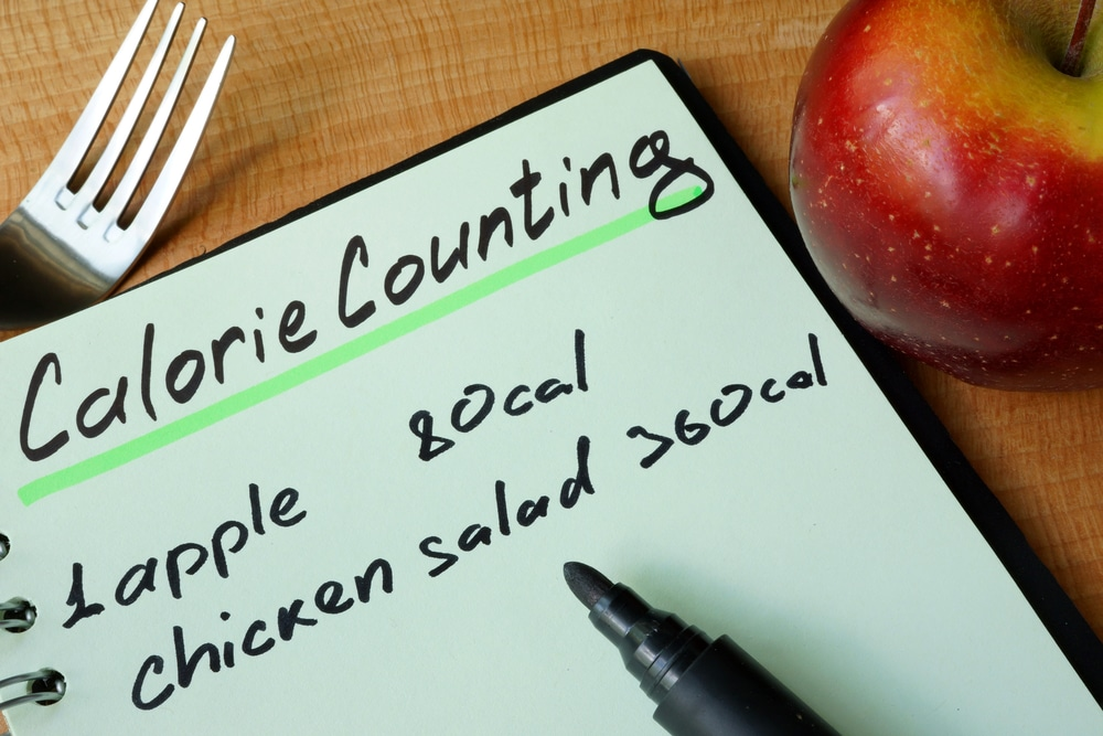 calorie counting for body recomposition