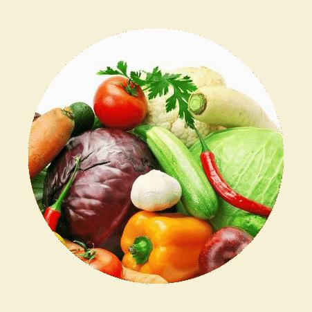 Fruit & Veggies blend