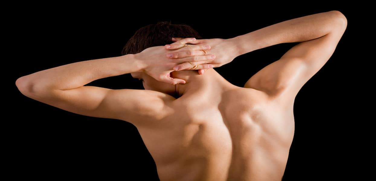 how to build trap muscles to relieve neck pain
