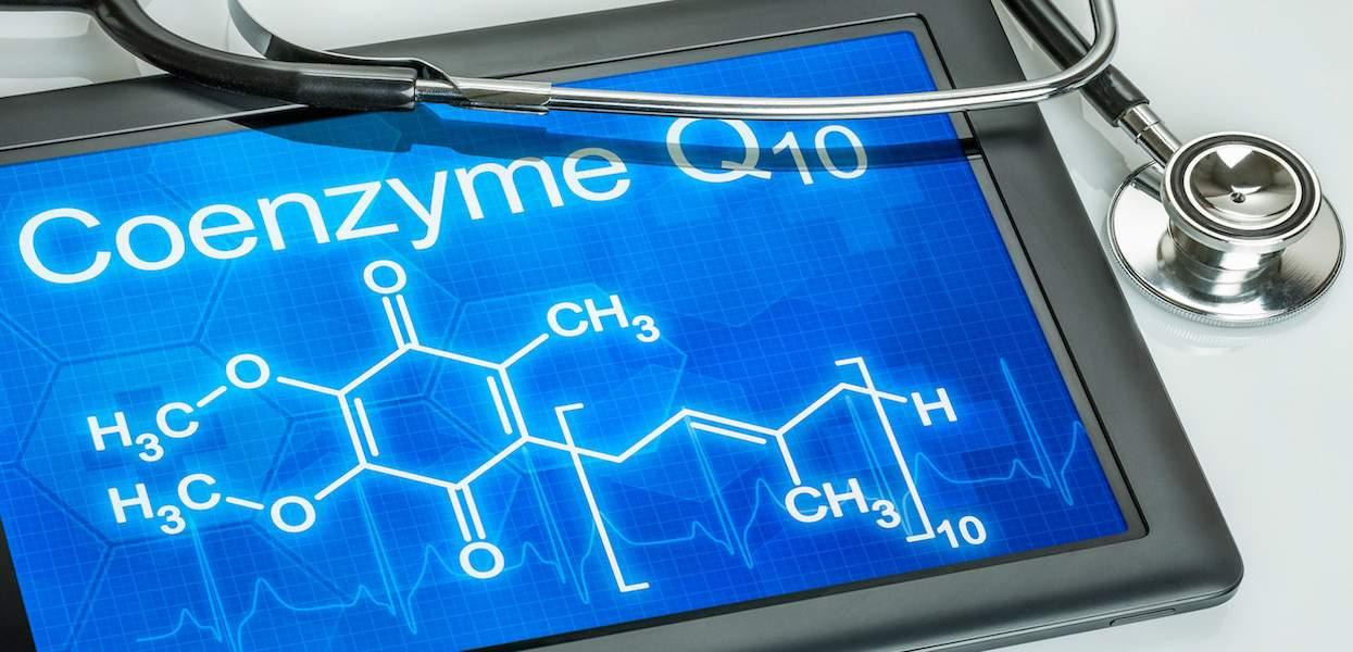 ubiquinol benefits - coenzyme q10