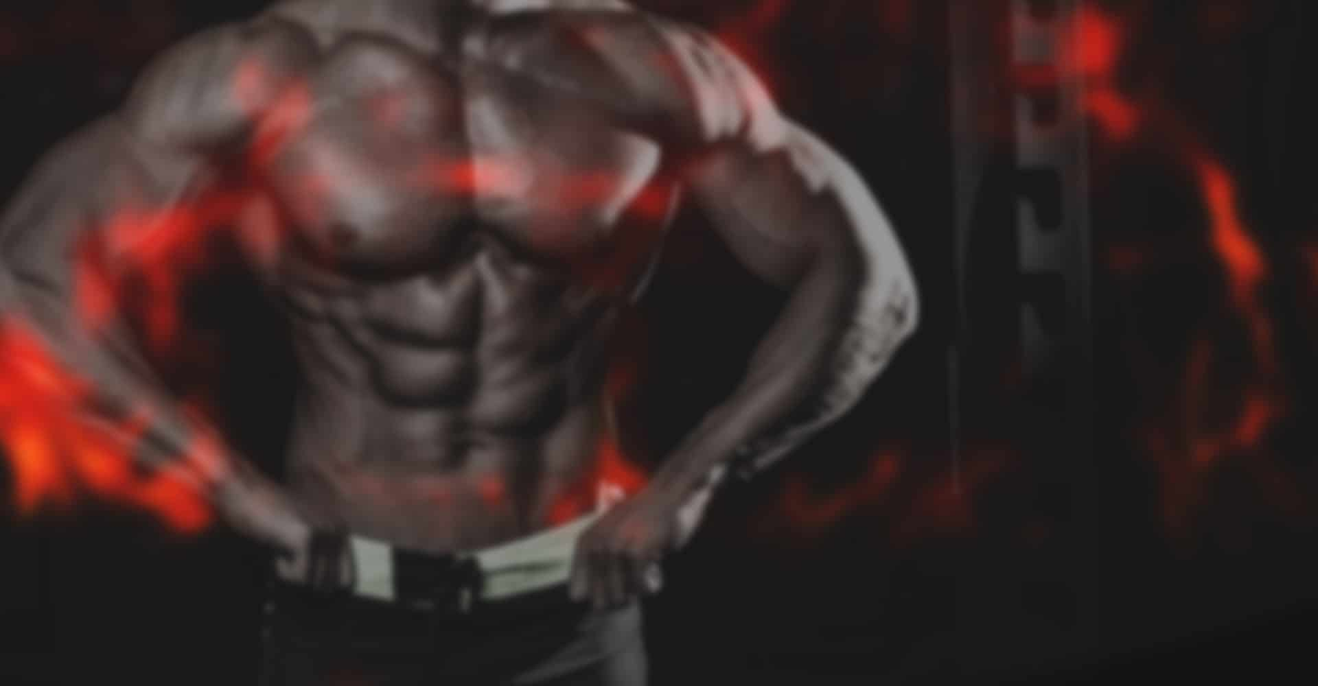 cinerate - burn fat for males