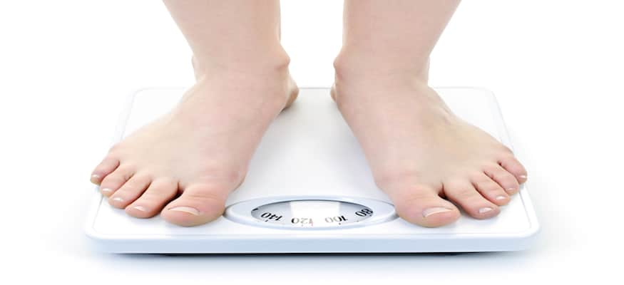 what is a healthy weight loss per week