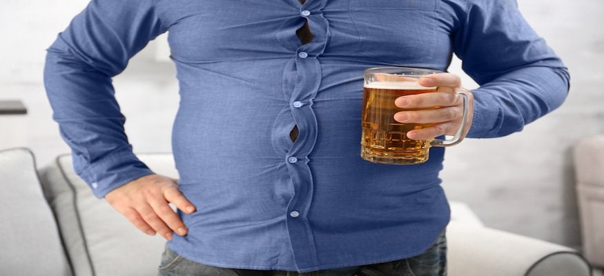 what to drink to lose belly fat