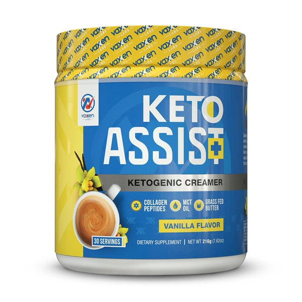 Keto Assist Vanilla