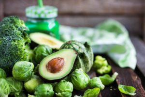 Vegetarian Keto Vegetables
