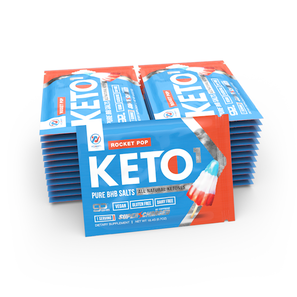 Keto1 30 Serving Rocket Pop