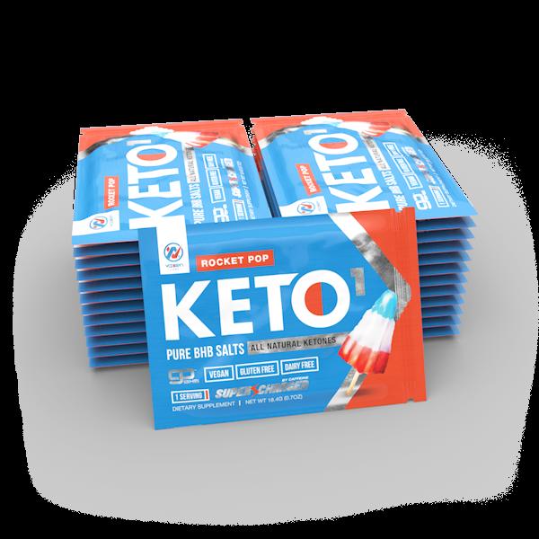 Keto1 30 Serving Rocket Pop